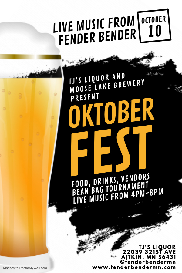 Copy of Oktoberfest Flyer Design Template - Made with PosterMyWall
